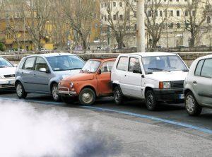 Roma Estacionamiento