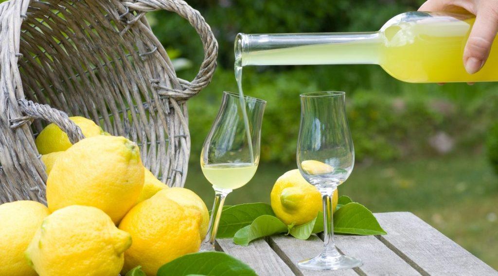 Limones-Limoncello