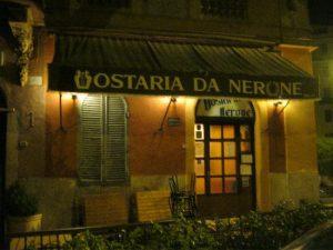 Osteria Da Nerone