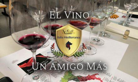 El Vino, Un Amigo Más