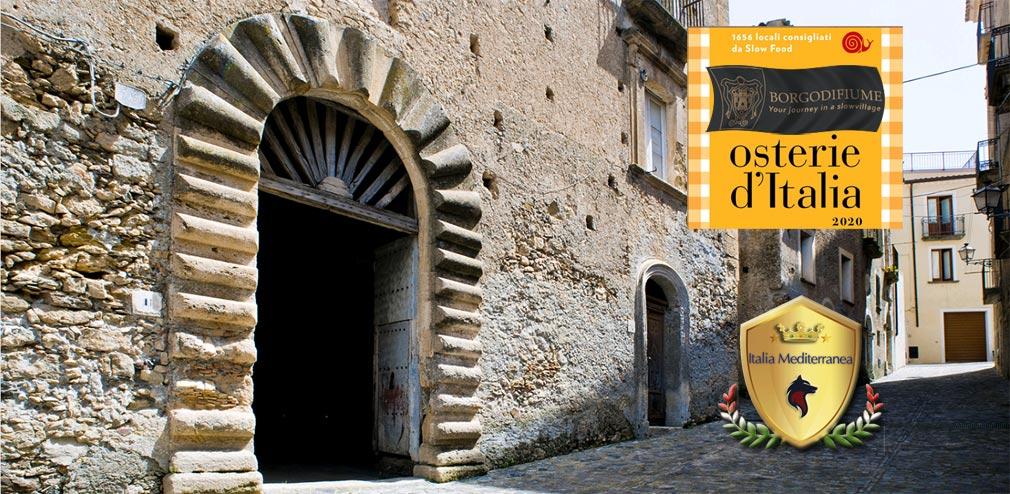 Borgo Di Fiume - Logo