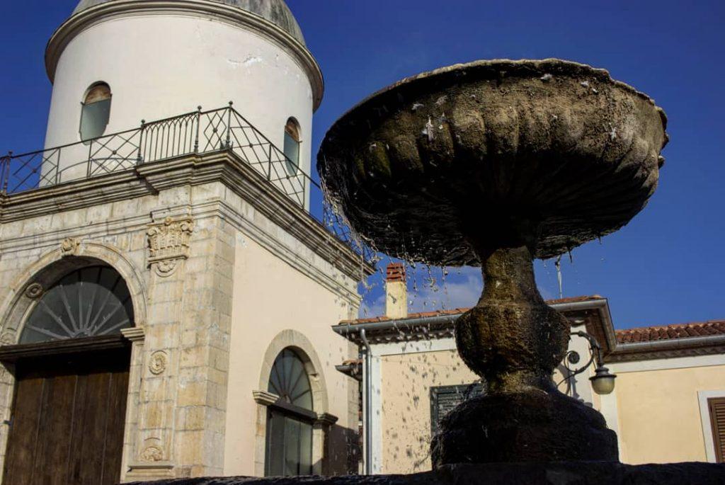 Gesualdo-fontana