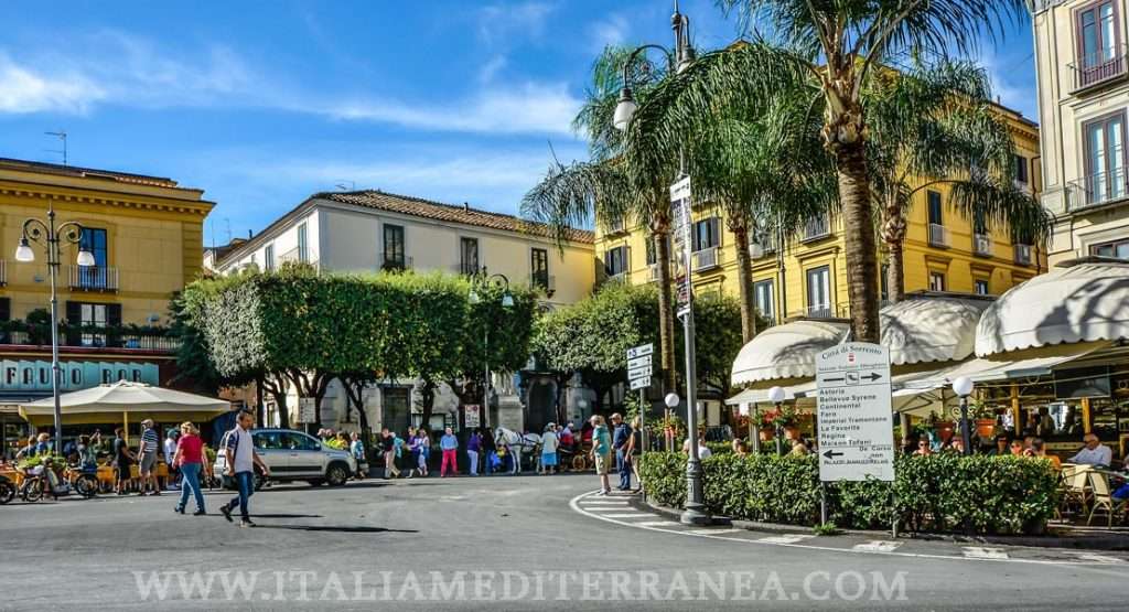 Sorrento - Plaza