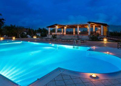 villa rizzo piscina 2