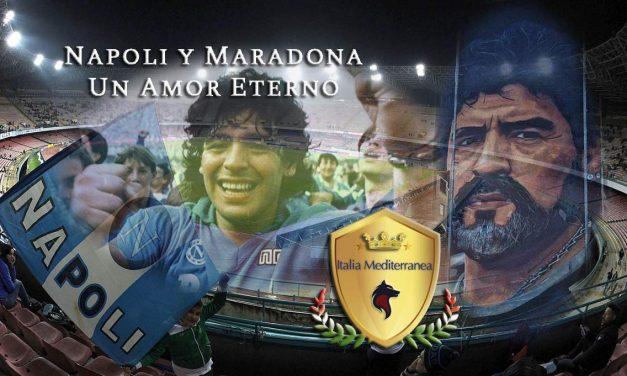 Napoli y Maradona, un amor eterno