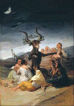 Brujas en Sabbath