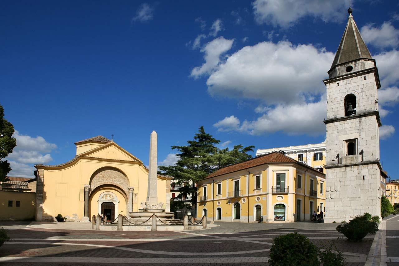 Iglesia-Santa-Sofia Benevento
