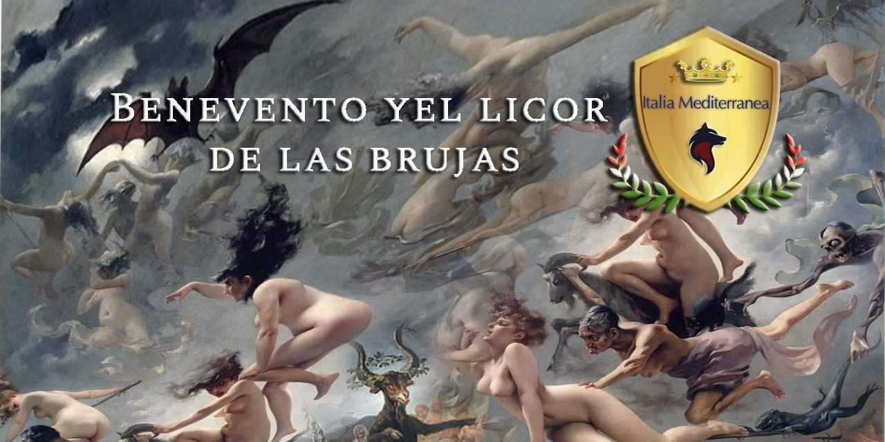 Benevento y el Licor de las Brujas