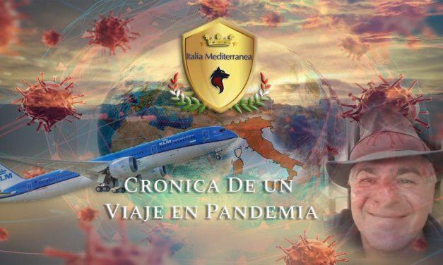 Crónica de un Viaje en Pandemia