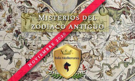 Misterios del Zodicaco Antiguo – Nov 2020