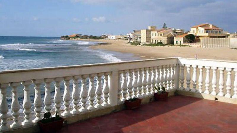 Casa di Montalbano a Marinella (Punta Secca)