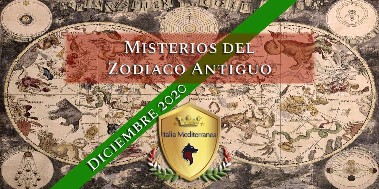 Los Misterios del Zodiaco Antiguo – Dic 2020