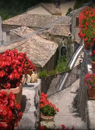 Gesualdo escalinatas