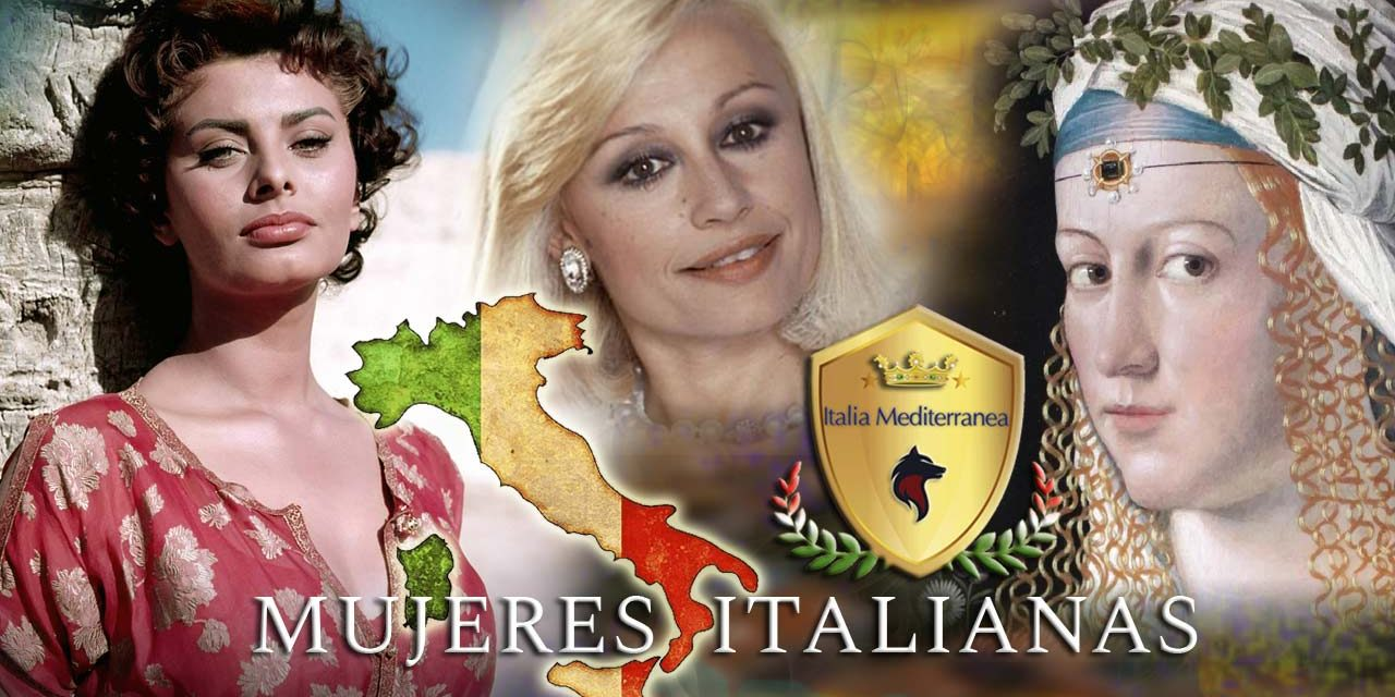 Mujeres Representativas Italianas