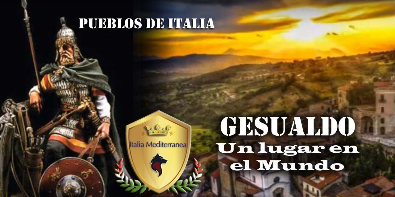 Gesualdo. Un lugar en el Mundo.