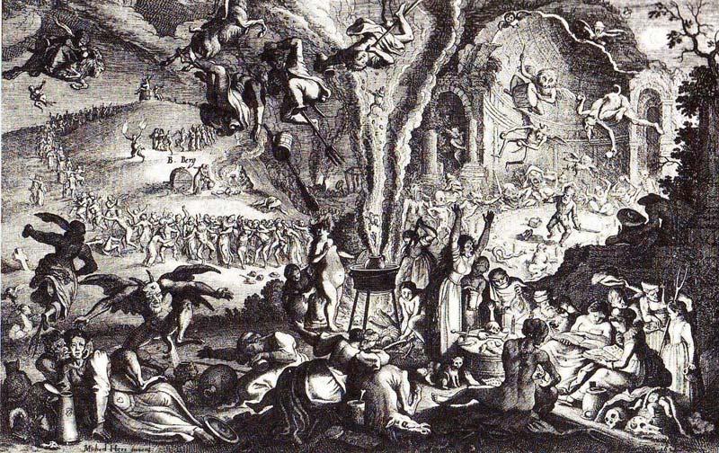 Lucedio. Corrupcion y Satanismo