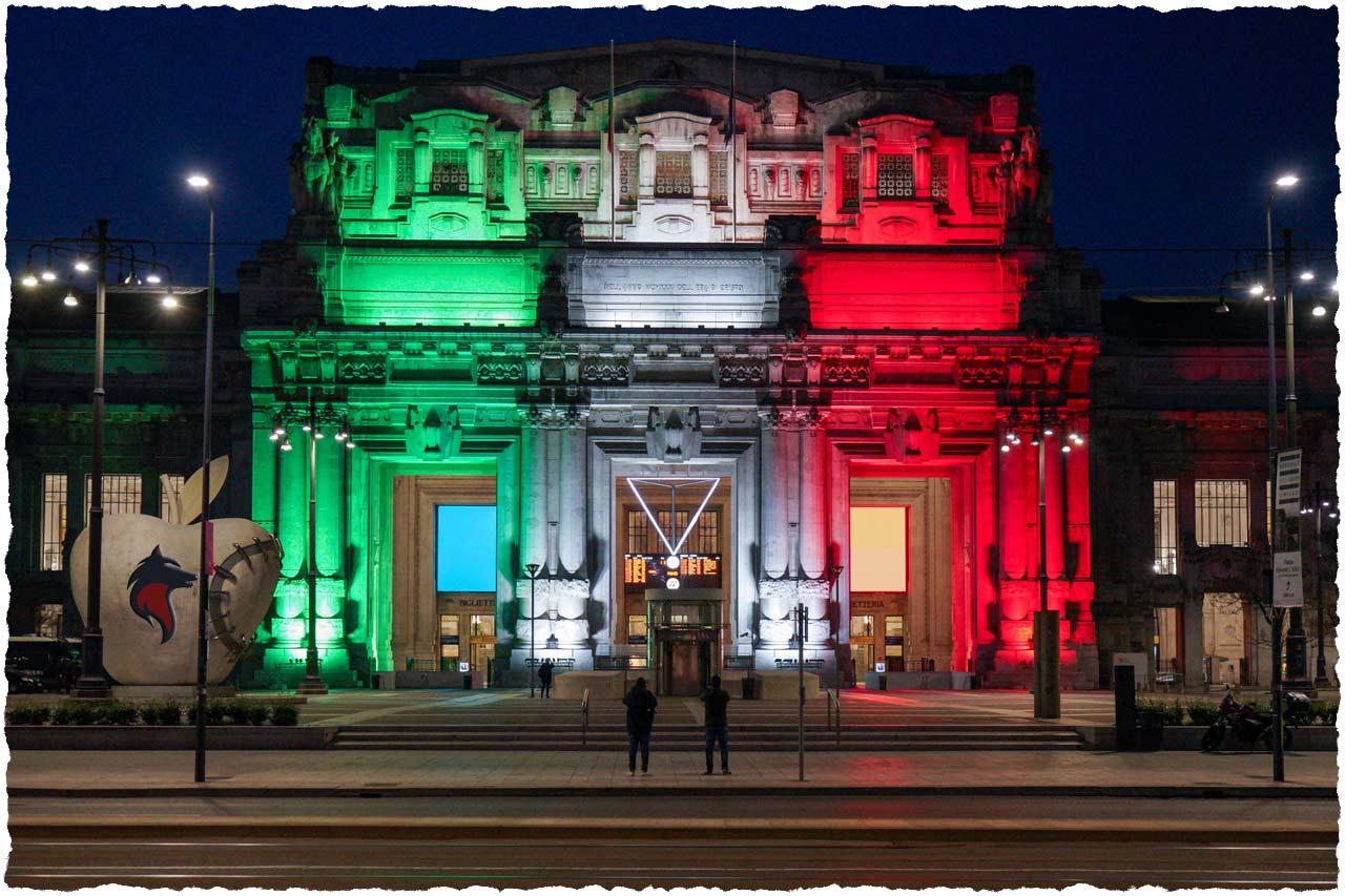 Milán nocturno 2