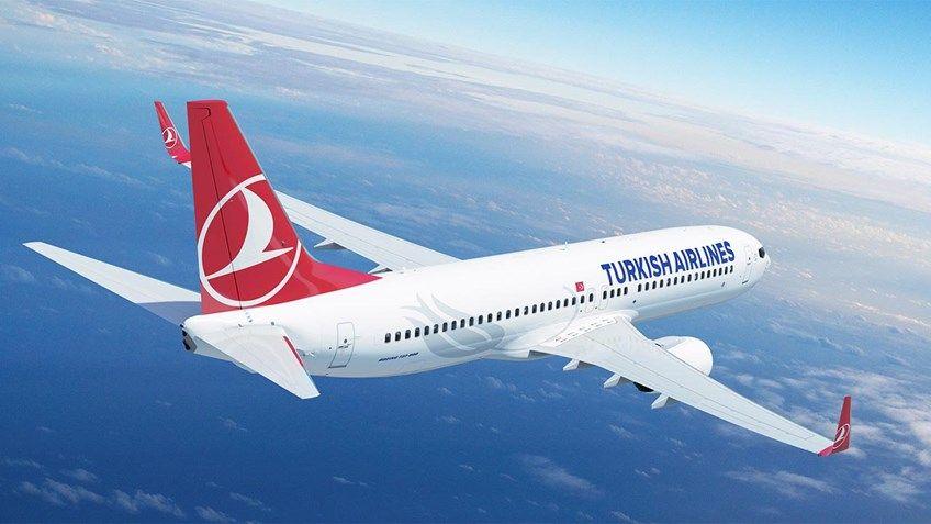 Avión-Turkish